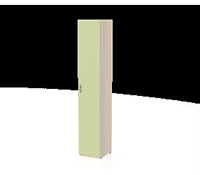 СЛИМ ПРАКТИК - шкаф с полками (СП900Д)