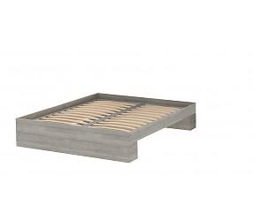 ФОРЕСТА - кровать двуспальная (РС001 без сундука)