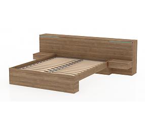 ФОРЕСТА - кровать двуспальная (РС001)