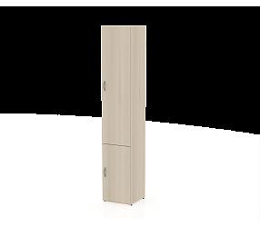 СЛИМ ПРАКТИК - шкаф с полками (СП902Д)