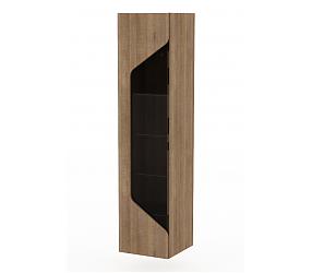 Фореста - шкаф-витрина навесная (РС180ДС)