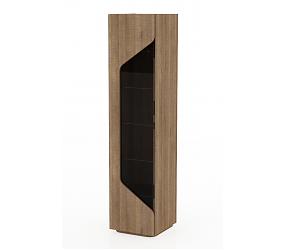 Фореста - шкаф-витрина напольная (РС180ДС)