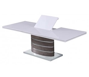 FABIO beton - Стол обеденный раскладной