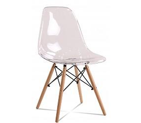 AMY прозрачный - стул пластиковый