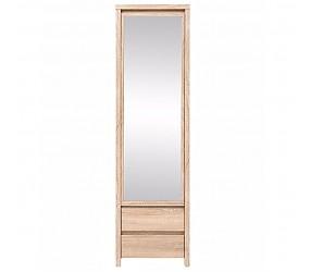 КАСПИАН - шкаф с зеркалом (SZF1D2SP)