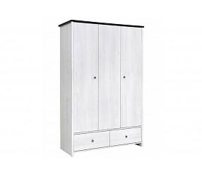 ПОРТО - шкаф платяной (SZF3D2S)