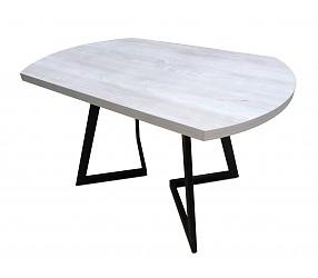 КРАФТ - стол обеденный не раскладной (1200 х 800)