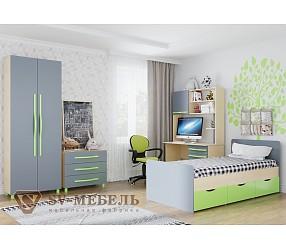 АЛЕКС 1 - коллекция для детских и молодежных комнат
