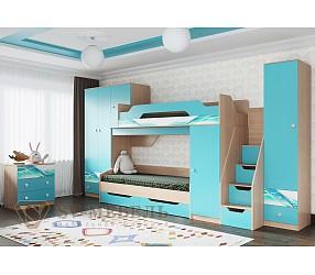 СИТИ 1 - коллекция для детских и молодежных комнат