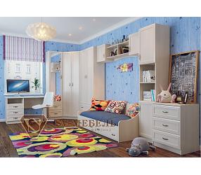 ВЕГА - коллекция для детских и молодежных комнат