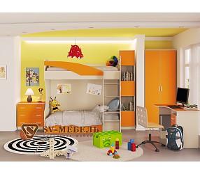 БЭМБИ 4 - коллекция для детских и молодежных комнат