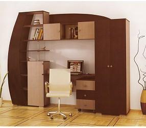 БЭМБИ 7 - коллекция для детских и молодежных комнат