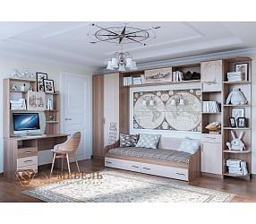 ГОРОД - коллекция для детских и молодежных комнат