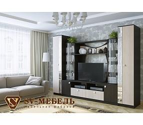 ГАММА 15 (модульная) - коллекция для гостиной