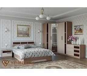 ЭДЕМ 2 - коллекция для спальни