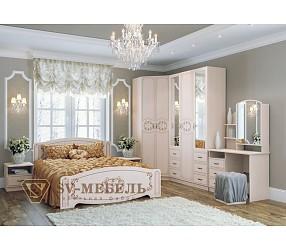 КОРОЛЛА - коллекция для спальни