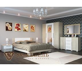 ЛАГУНА 2 - коллекция для спальни