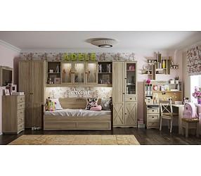 ADELE - коллекция для детских и молодежных комнат