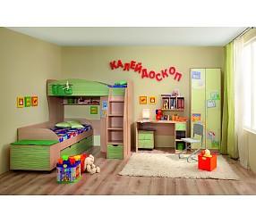 КАЛЕЙДОСКОП - коллекция для детских и молодежных комнат