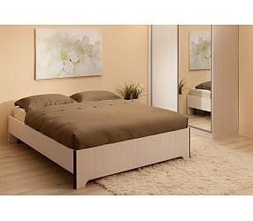 ЭКО (дуб сонома) - кровать
