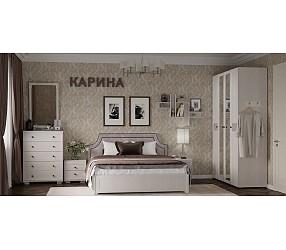КАРИНА - коллекция для спальни