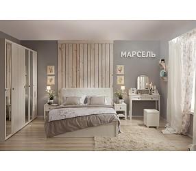 МАРСЕЛЬ - коллекция для спальни