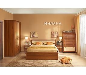 МИЛАНА - коллекция для спальни
