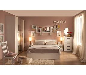 МАЙЯ - коллекция для спальни