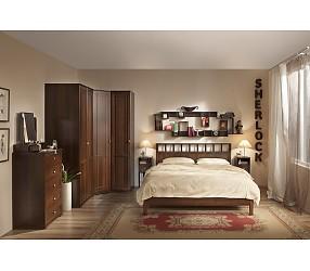 SHERLOCK - коллекция для спальни