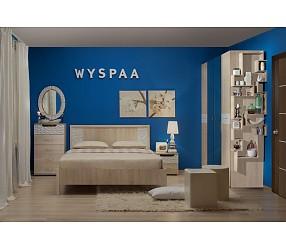 WYSPAA - коллекция для спальни