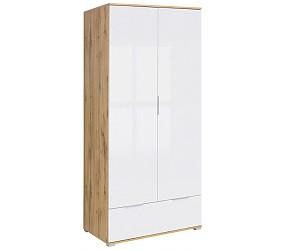ЗЛАТА - шкаф платяной (SZF2D1S)
