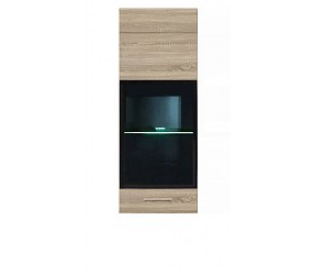 ВУШЕР - шкаф-витрина (SFW1Wm)