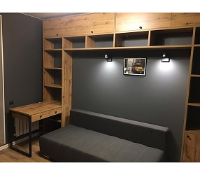 ДЕТСКАЯ И ПОДРОСТКОВАЯ - мебель по эскизам, установка: Гомель, пр.Речицкий 148