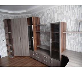 ГОСТИНАЯ - мебель по эскизам, установка: Гомель, ул.Чапаева 18