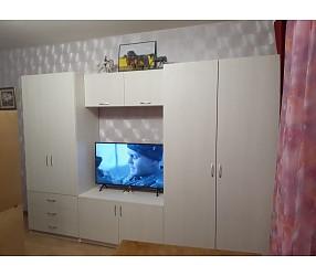 ГОСТИНАЯ - мебель по эскизам, установка: Гомель, ул.Жарковского 22