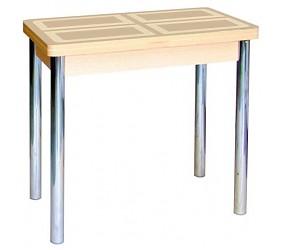 Дакар 2 (хром) - стол обеденный
