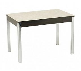 Ницца 1 (хром) - стол обеденный
