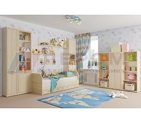 КАРИНА - коллекция для детских и молодежных комнат
