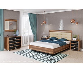 КАМЕЛИЯ - коллекция для спальни