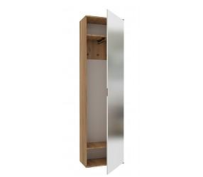 ФИДЖИ - шкаф для одежды одностворчатый с зеркалом