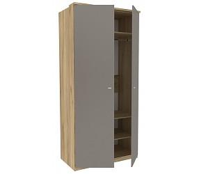 ФИДЖИ - шкаф комбинированный двухстворчатый