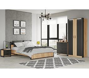 ТЕХНО - коллекция для спальни