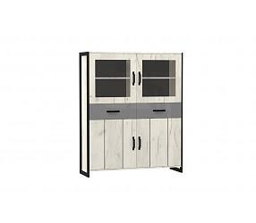 ТЕХНО - шкаф малый комбинированный