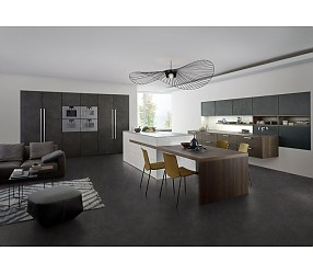 Кухня - проект 004