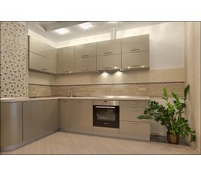 ФОРМИКА - кухня, установка: Гомель, ул.Кожара 44