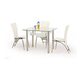 ERWIN - стол стеклянный