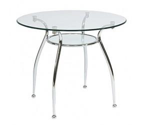 ADAM - стол стеклянный
