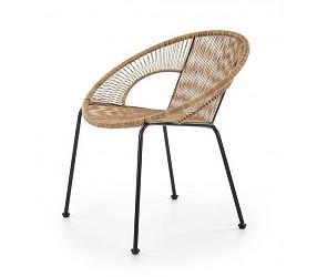 BARI - стул металлический