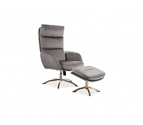 MONROE VELVET - кресло