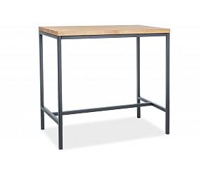 METRO шпон - стол барный